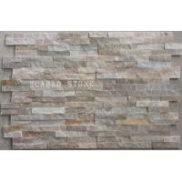 Unique Interior Cultured Stone Siding Panels Tile Stone Form Hard Surface Manufactures