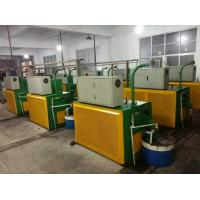 China Intermediate Fine Aluminium Wire Drawing Machine With Annealer , CE ISO SGS on sale