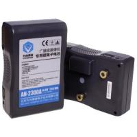 Gold-mount 2300Wh li-ion battery for Panasonic Video Camera Manufactures