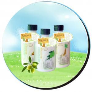 Pure Herbal Hair Care Shampoo , Fresh Fruit Hair Mask #ST-270-272 Manufactures