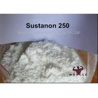 Yellow Liquid Sustanon 250 Powder Injectable Anabolic Steroids 400mg/ml for Mass Gaining Manufactures