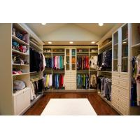Wooden wardrobe without doors Manufactures