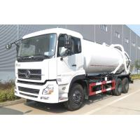 Dongfeng 18cbm 18000 Liters Road Cleaning Truck 18t 20 Tons Fecal Sewage Suction Truck Manufactures