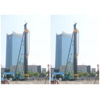 China Multi Drilling Bore Pile Machine , Excavator Pile Driver For 34 Meters Max Depth on sale