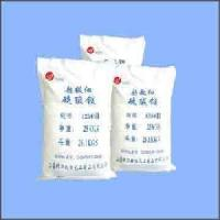 China Natural Barite Powder for Drilling on sale