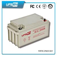Factory Quality Sealed Lead Acid Battery 12V 65ah 12V 100ah Manufactures