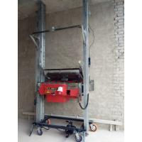 China Factory supply Model 8 auto cement wall plastering machine for inside wall on sale