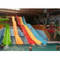 Commercial Adult High Speed Body Water Slide Anti - Ultraviolet Manufactures