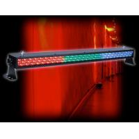 Quality Low Voltage DMX-512 RGB LED Wall Washer , 252pcs 10mm LED Wall Wash Light for sale