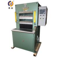 PLC Control High performance Hydraulic Heat Press Machine With Two Opening 50T Manufactures