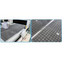 Vacuum table with aluminum T slot