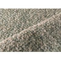 JS1644 Woven Technics Wool Blend Fabric For Winter Coat 57/58 Inch Manufactures