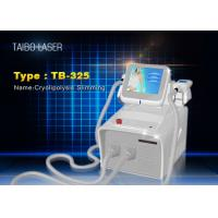 Portable Double Heads Cryolipolysis Body Slimming Machine For Losing Weight Body Shape Manufactures