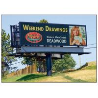 P10 Wall Mount Outdoor Advertising Led Display Video Wall 3 Year Warranty Manufactures