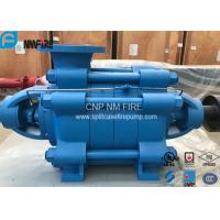 Ductile Cast Iron Emergency Fire Pump With Electric Motor Driven Energy Saving Manufactures