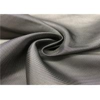 Quality Small Jacquard Anti Static Lining Fabric , Poly - Viscose Coat / Handbag Lining Fabric for sale