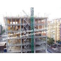 China Structural Steel Contracting Company In Deisgn , Fabrication , Installation , Turnkey Project Manufactures