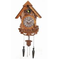 Cuckoo Bird Wall Clock For Home Decotation Manufactures