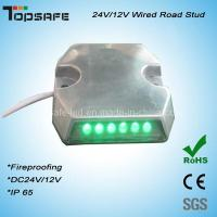 LED Aluminum Wired Road Stud with RoHS and CE Approved (TP-WS-001) Manufactures