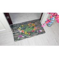 Customizded Soft Rubber Floor Carpet Washable For Home Decoration Manufactures