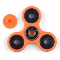 Hand Spinner Fidget Toys For Adults , Anti Stress Tangle Fidget Toy With Steel Ball Manufactures
