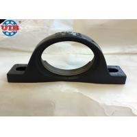 China UIB Cast Iron Insert Bearing Housing , SY510M Gray Pillow Block Bearing Housing on sale