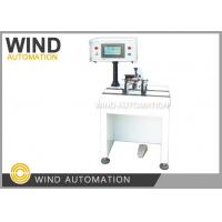 Automatic Dynamic Armature Rotor Adding Weight Compound  Balancing Machine Manufactures
