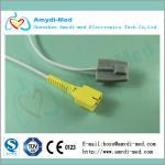 mek pediatric silicone soft tip spo2 sensor,MEK spo2 sensor Manufactures