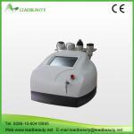 Three in one Ultrasonic Cavitation RF Vaccum Slimming Machine LB-M415 Manufactures