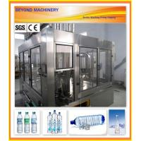 Automatic Mineral water Filling Machines /  Water Bottling Machine Manufactures
