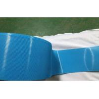 Blue Heavy Duty Flexible Soft Hook And Loop Self Adhesive For Clothing Manufactures