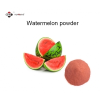 Red Fine Water Soluble Watermelon Fruit Powder Manufactures