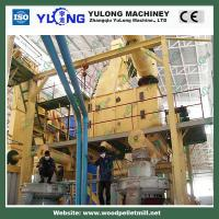 China Wood pellet manufacture line (CE) on sale