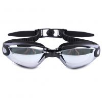 Soft And Comfortable Swim Goggles For Adults , Triathlon Swimming Goggles Manufactures