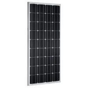 120W 12V Monocrystalline Solar Panel ,  New Technology Mono Solar Panels Manufactures