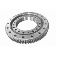 Quality Turntable Four Point Contact Ball Bearing With External Gear RKS.21.0641 for sale