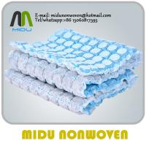 polypropylene non-woven fabrics textiles tissu tnt nonwoven upholstery furniture fabric Manufactures