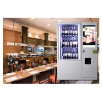 ODM OEM Customized Wine Milk Vending Machine With Elevator And Coolant Manufactures