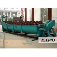 Mining Spiral Sand Wash Machine / Spiral Washer for Manganese , Iron Ore Manufactures