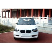 Quality Morden Style Comfort Pure Electric City Car , Long Range Electric Powered Cars for sale