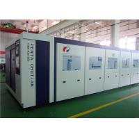 China Stainless Steel IPG CNC Sheet Metal Cutting Machine 120m/Min Rapid Speed on sale