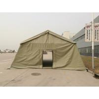 Militar Army Big Oxford Canvas PVC Fabric Tent 20 People Capacity Manufactures