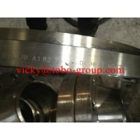 Buy cheap Steel Flange, Compact Flanges 1/2Inch - 48Inch ,And 150# To 2500# With A182 / from wholesalers