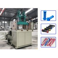 2 Colors Automatic Injection Moulding Machine For Plastic Handlebar Grips Manufactures