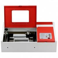 1 Head Mobile Screen Protector Laser Cutting Machine , Glass CO2 Laser Cutting Systems Manufactures