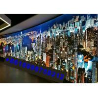 Bright LED  Display Board For Advertising Intriguing 160000dots Density Indoor