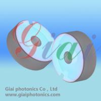 Optical Glass K9 Plano Concave Lens Colorless Diameter 15mm Customized Manufactures