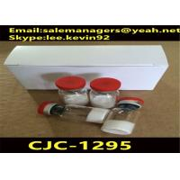 China Cjc1295 With Dac 2mg*10vials  CAS863288-34-0 human growth hormone muscle building on sale