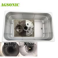 30L Table Top Ultrasonic Cleaning Machine 600W 40khz For Car Parts Auto Parts Manufactures
