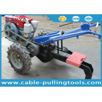 Tractor Type Diesel Wire Pulling Winch Manufactures